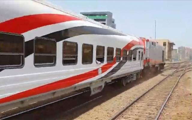 قطارات السكك الحديدية