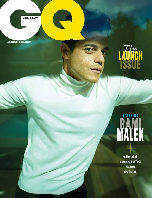 The cover story was shot by former creative director of American GQ Jim Moore