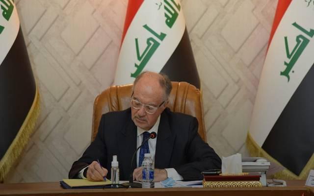 وزير المالية العراقي، علي عبد الأمير علاوي