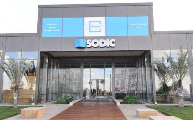 The land plot owned by SODIC through its subsidiary Al Yosr for Projects