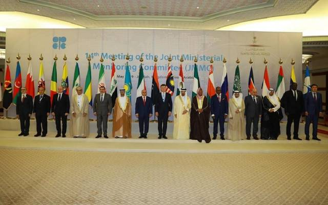 اللجنة الوزارية لمراقبة الإنتاج على هامش اجتماع جدة