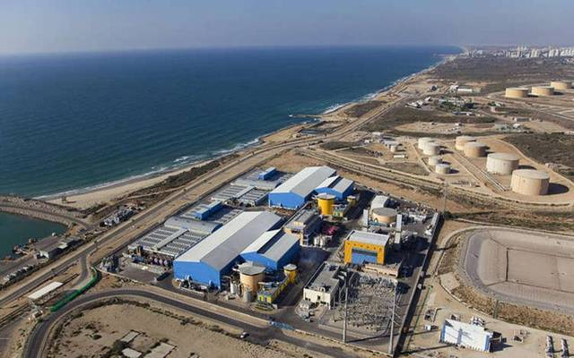 The desalination plant will have a capacity of 150,000 cubic metres per day