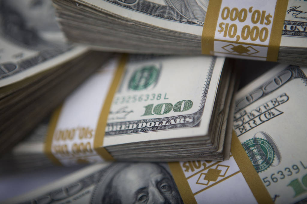 246.5 مليار دولار استثمارات دول الخليج ومصر بالسندات الأمريكية خلال 7 أشهر