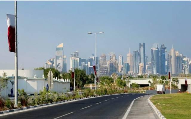 أحد الطرق في قطر