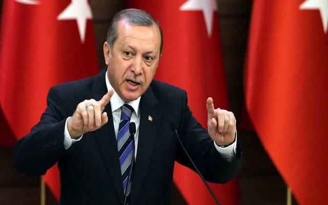أردوغان: السفير الأمريكي تسبب في أزمة ولم يعد مبعوثاً دبلوماسياً