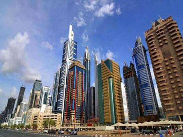 ناطحات سحاب بإمارة دبي