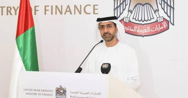 يونس الخوري وكيل وزارة المالية في دولة الإمارات