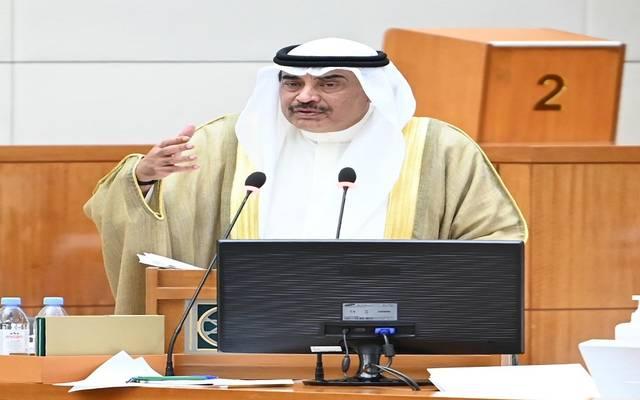 رئيس مجلس الوزراء الكويتي الشيخ صباح الخالد
