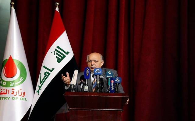 وزير النفط العراقي ثامر الغضبان - أرشيفية