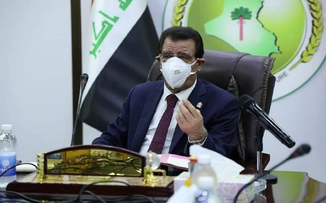 وزير الزراعة العراقي محمد كريم الخفاجي