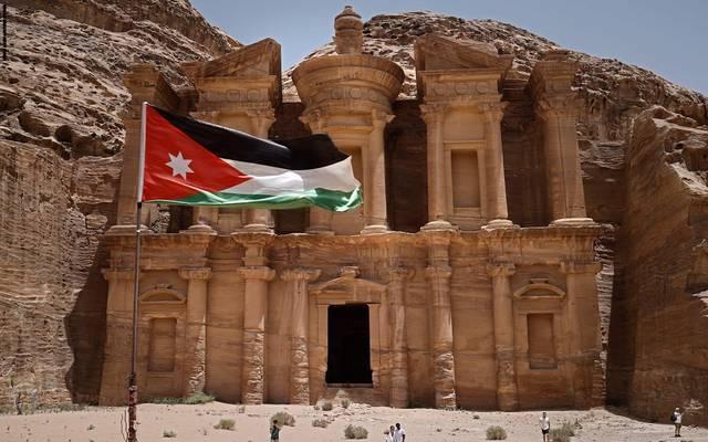 منطقة البترا الأردنية ـ أرشيفية
