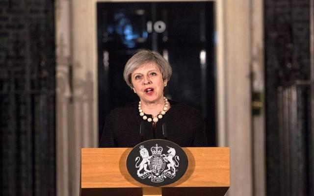 """""""تريزا ماي"""" رئيسة وزراء المملكة المتحدة"""