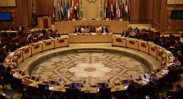 قاعة البرلمان العربي