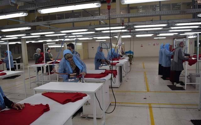 مصانع الملابس في مصر - أرشيفية