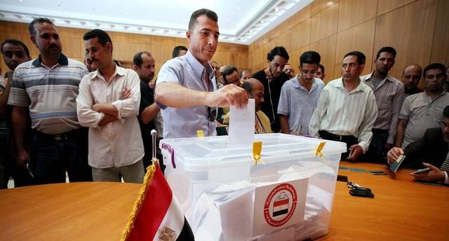 الداخلية المصرية تنتهي من خطة تأمين الانتخابات الرئاسية