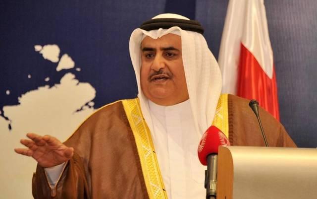 الشيخ خالد بن أحمد بن محمد آل خليفة - وزير خارجية البحرين