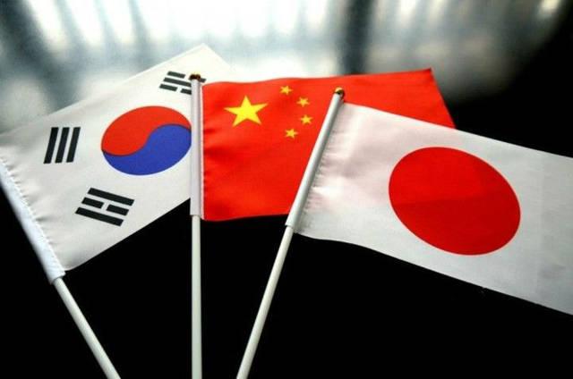 الصين المستفيد الوحيد من الحرب التجارية بين اليابان وكوريا الجنوبية