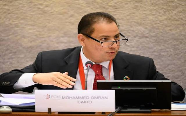 رئيس الرقابة المالية محمد عمران - أرشيفية