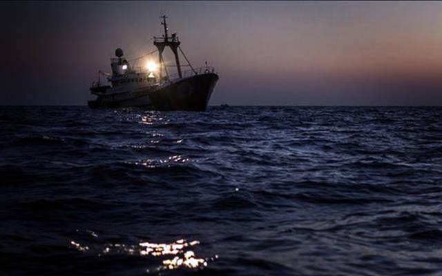 السفينة كانت تقل عدداً من المهاجرين