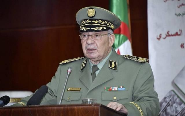 رئيس الأركان: الجيش سيبقى ممسكاً بزمام الأمور في الجزائر