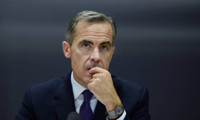 Carney to head BoE until 2020