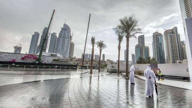 """توقعات """"الوطني للأرصاد"""" حول طقس الإمارات"""