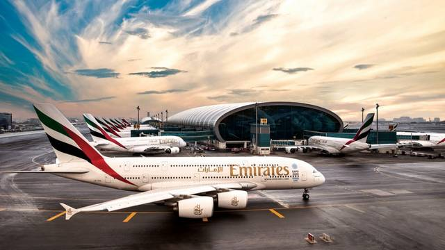 Emirates' net profit surged to AED 4.11 billion in 12M