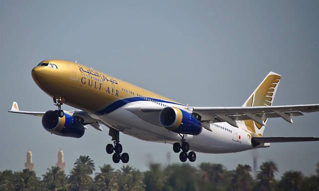 """""""طيران الخليج"""" توقف جميع الرحلات من وإلى دبي مؤقتاً"""