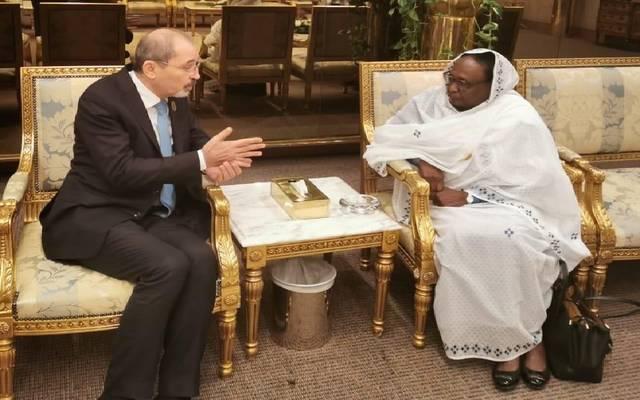 الأردن أكد دعم السودان ومصر لحماية حقوقهما في مياه النيل باتفاق ملزم لملء وتشغيل السد الإثيوبي