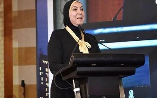 وزيرة الصناعة المصرية - أرشيفية