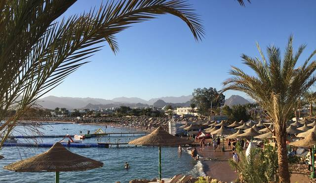 Sharm El-Sheikh is one of Egypt's largest resorts and a world-renowned tourist attraction