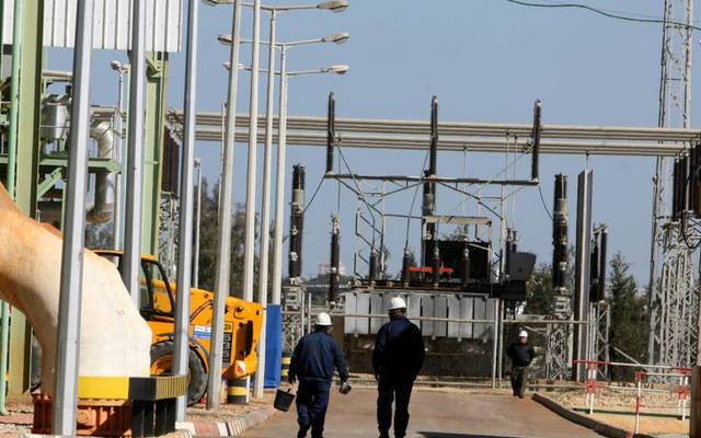 داخل شركة الكهرباء الأردنية