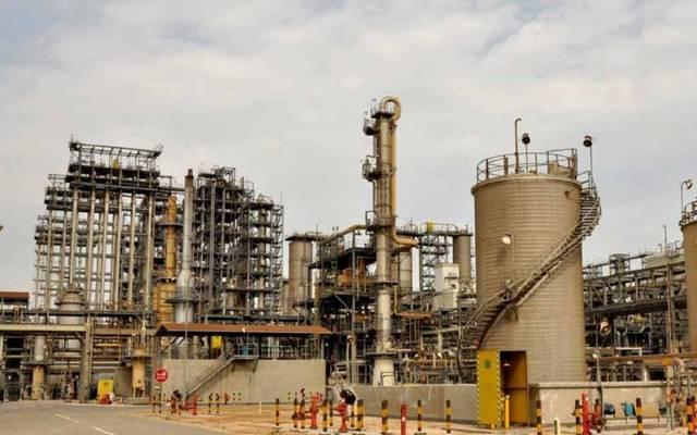"""مصنع تابع لشركة رابغ للتكرير والبتروكيماويات """"بترو رابغ"""""""