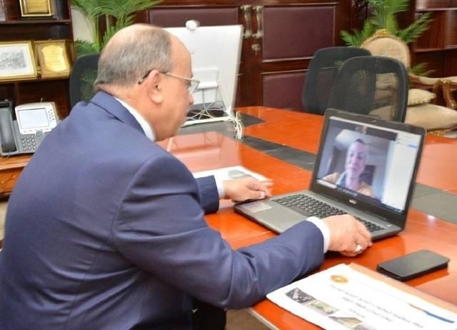 وزيرا التنمية المحلية والبيئة يناقشان خطة منظومة المخلفات الجديدة في مصر