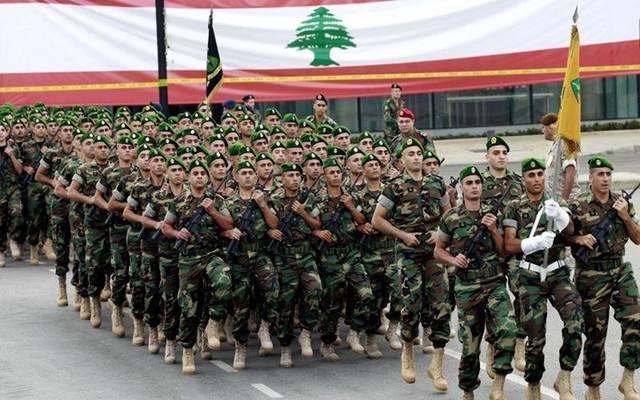 الجيش اللبناني يوجه رسالة للمتظاهرين