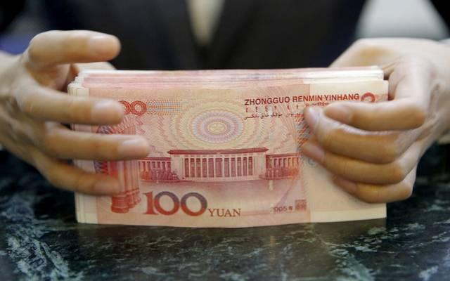 اليوان الصيني يسجل أدنى مستوى في 11 عاماً