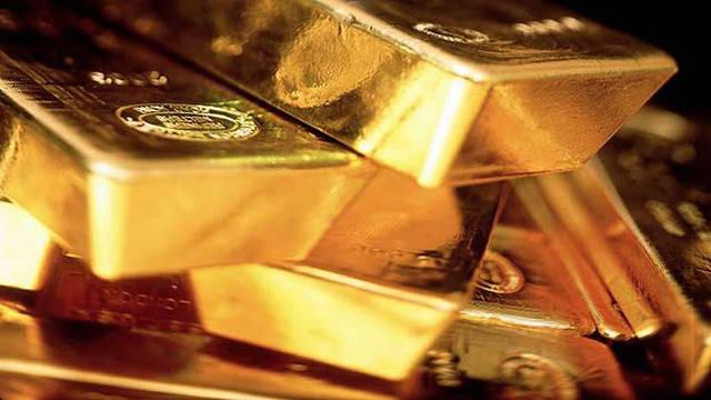 سبائك مصنعة من الذهب الخام- الصورة أرشيفية