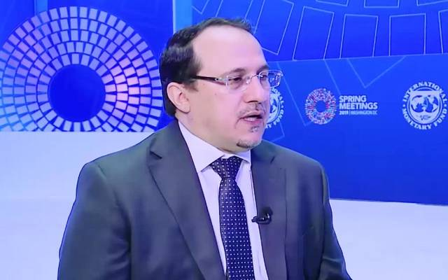 أحمد الخليفي محافظ مؤسسة النقد العربي السعودية ـ أرشيفية