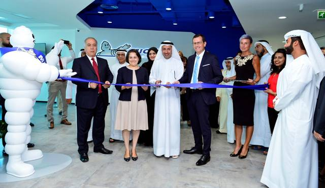 France's Michelin opens regional office at DAFZA