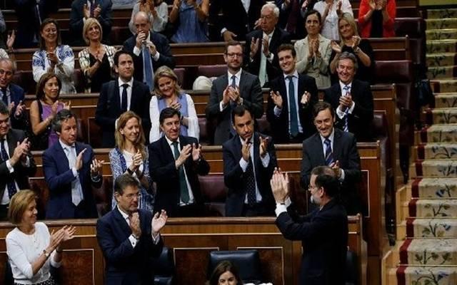 """مجلس الشيوخ الإسباني يُقر فرض سيطرة مباشرة على """"كتالونيا"""""""