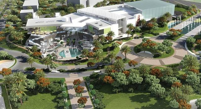 DAMAC has already delivered 1,100 residential units in its DAMAC Hills