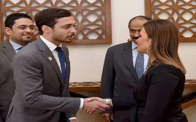 وزيرة الاستثمار المصرية تستقبل وفد استثماري إماراتي