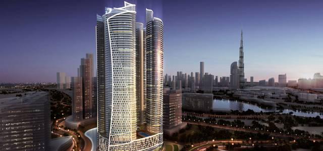 إحدى الوجهات السياحية بإمارة دبي