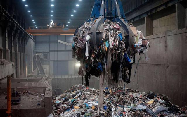 مشاريع معالجة النفايات