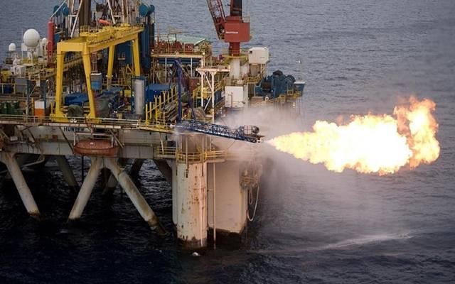 أحد حقول الغاز البحرية ـ أرشيفي
