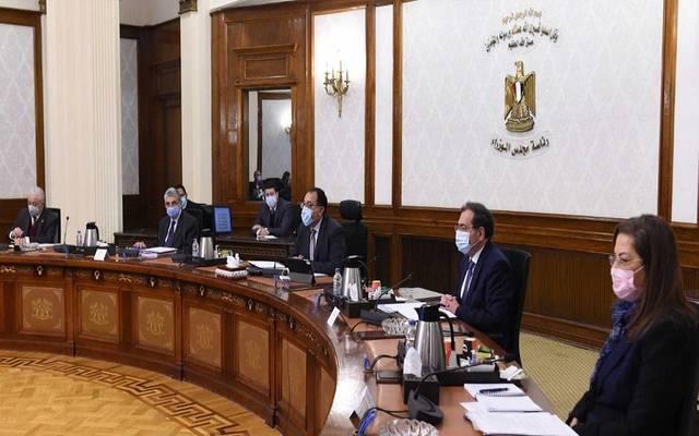 خلال ترأس مصطفى مدبولي، اجتماع اللجنة الرئيسية لمشروع تطوير القرى المصرية