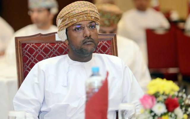 الرئيس التنفيذي للبنك المركزي العُماني طاهر بن سالم العمري