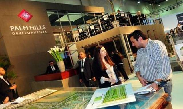Palm Hills is currently working on selling around 2.5 million square metres in Saudi Arabia