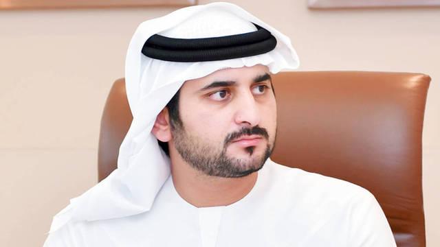 مكتوم بن محمد بن راشد آل مكتوم نائب حاكم دبي