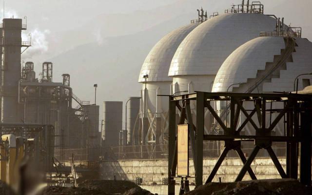 صهاريج لتخزين النفط ـ ارشيفية